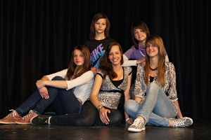 Foto der MoonlightGirls